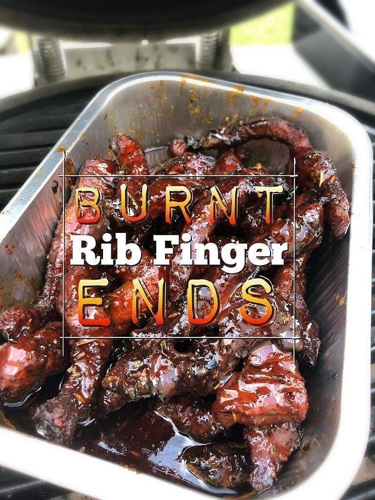 Rib-finger burnt ends